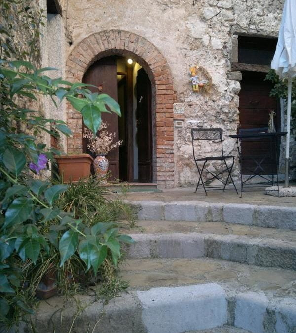 """Casa Mia"" rural house in Monteforte Cilento"
