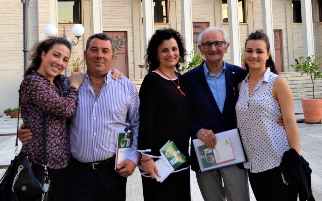 """Oggi ad Agropoli – Conferenza Stampa Libro """"ANNA DEI SAPORI E DEI SAPERI"""""""
